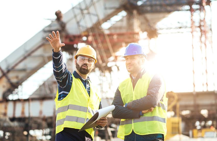 Større optimisme innen bygg og anlegg
