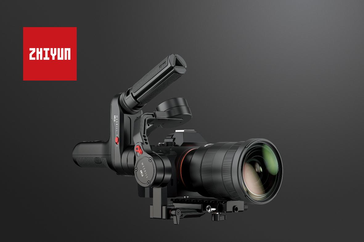 Weebill – veelgi mitmekülgsem ja käepärasem stabilisaator kaameratele