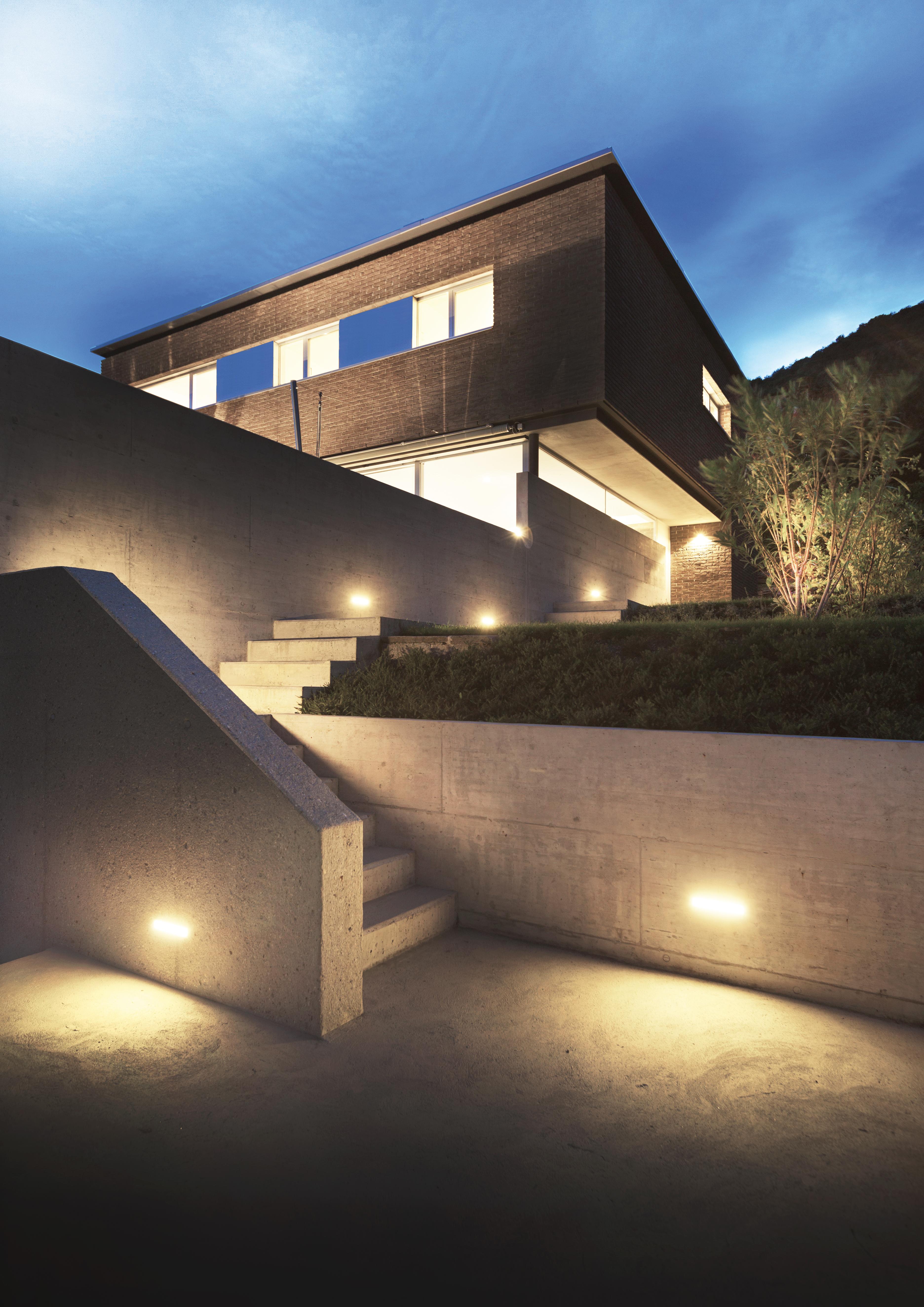 Architectural Lighting In Unique Design