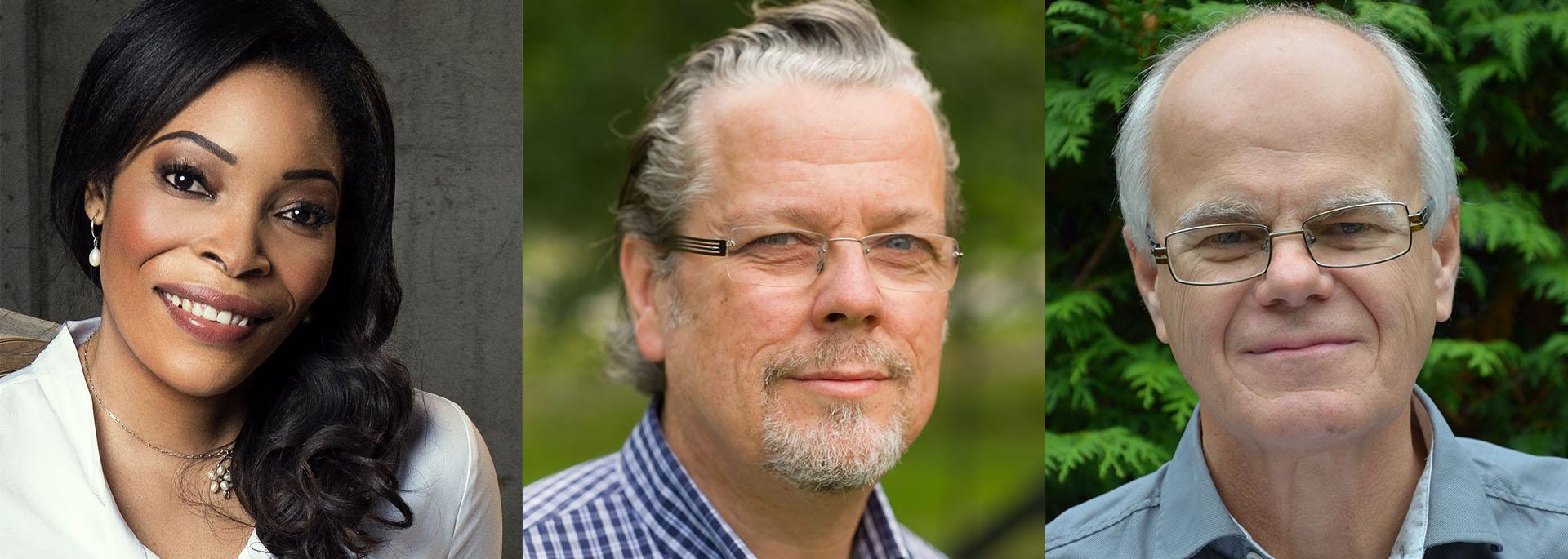 Tre nya hedersdoktorer vid karolinska institutet