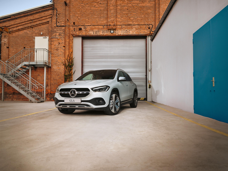 Norgesturnè med Mercedes-Benz GLA | Prøvekjør bilen i Bodø og Mo i Rana