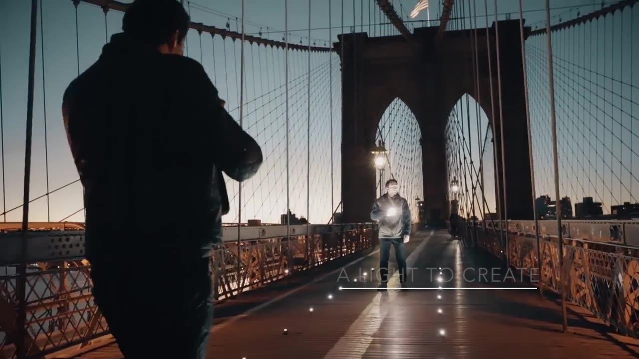 Lume Cube Air video