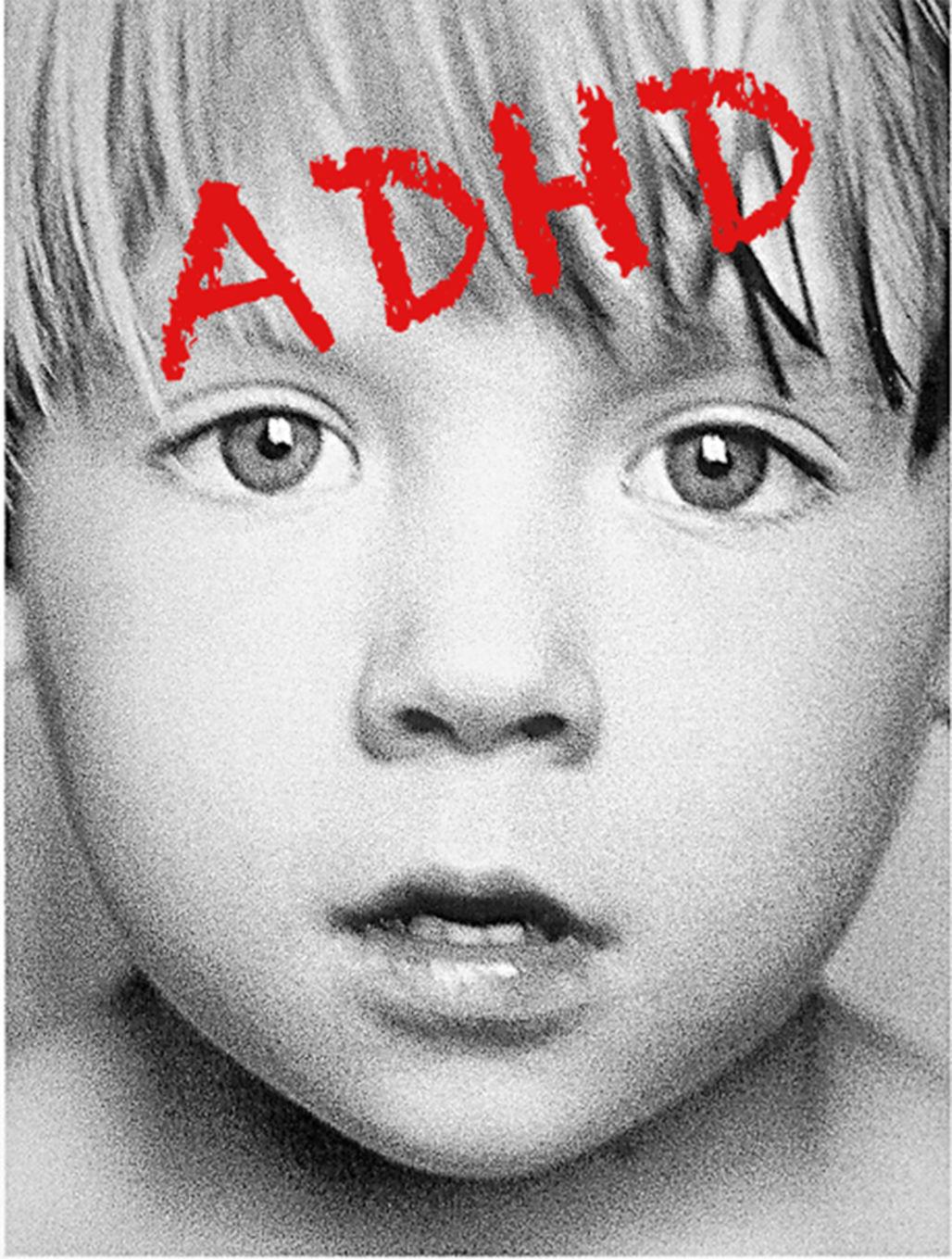 ADHD-EPIDEMIN har övergått till Pandemivarning 1