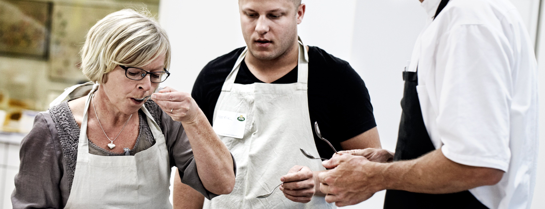 Økologi i køkkenet uden meromkostning