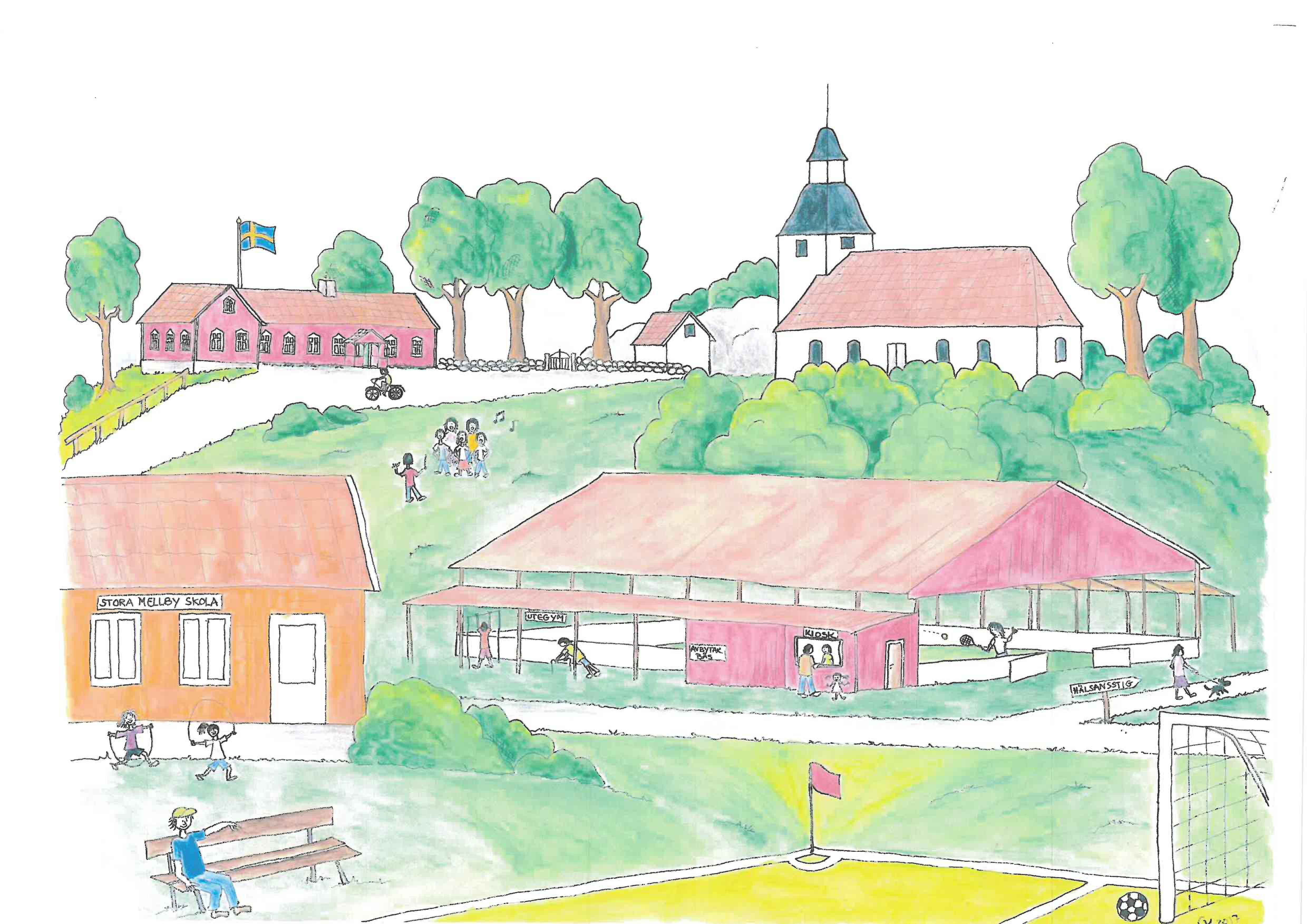 Mtesplatser och trffpunkter - Hssleholms kommun