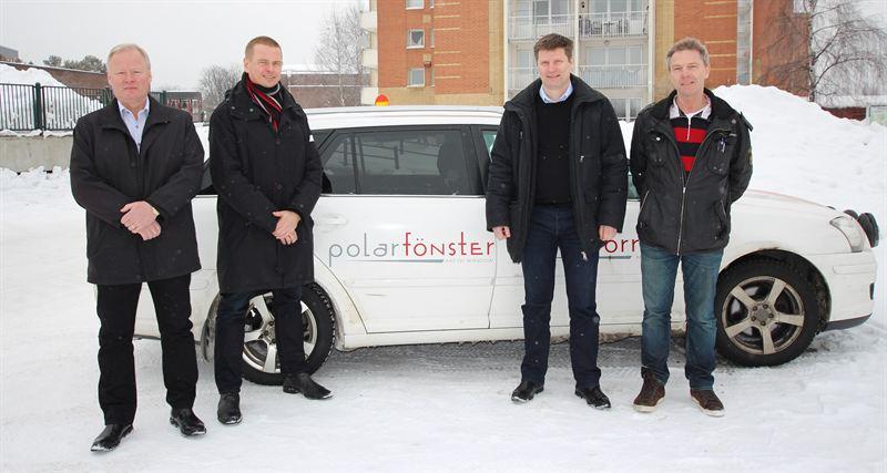 Polarfönster får nya ägare