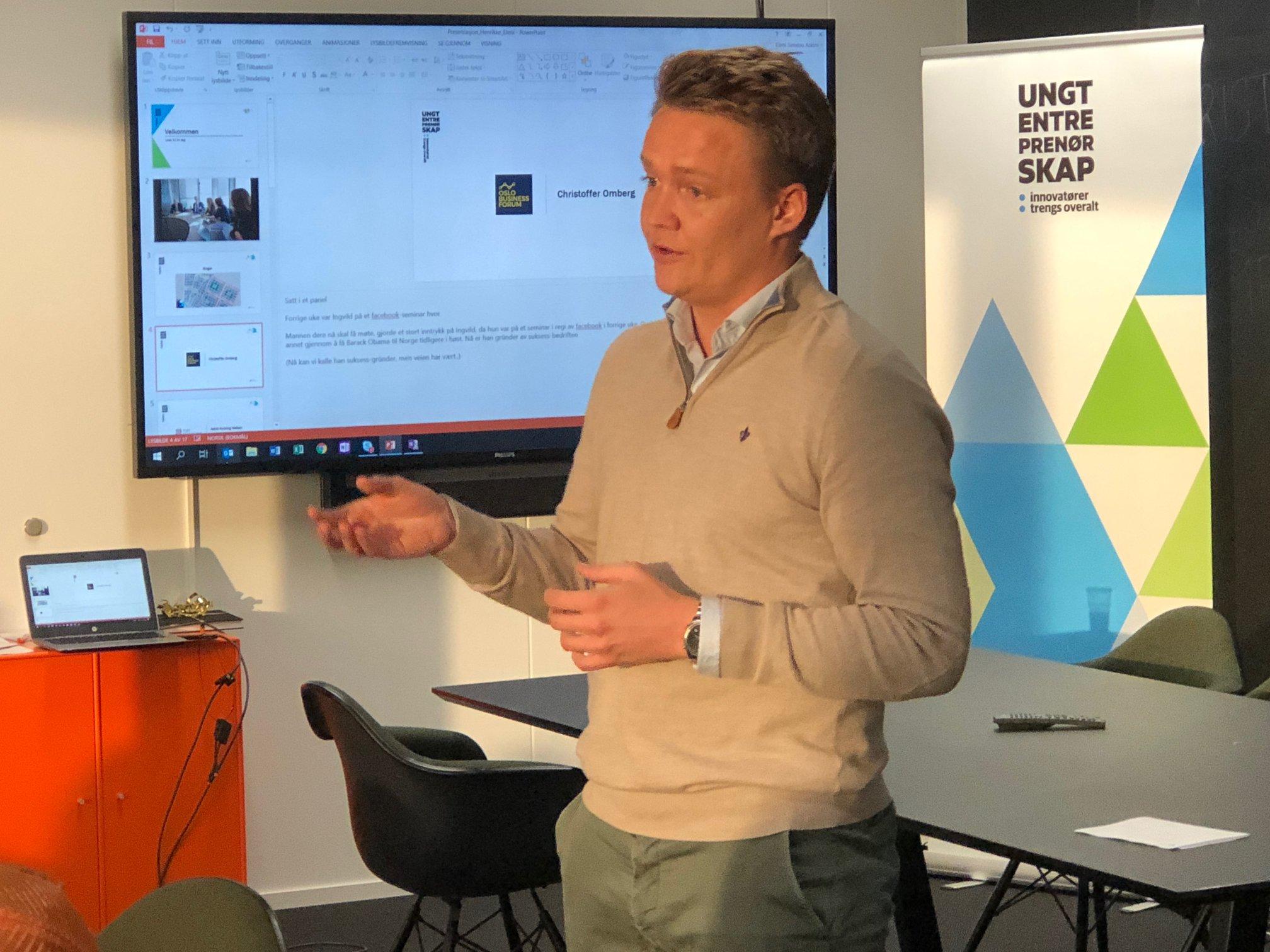 Norges største ledertalenter møttes hos ManpowerGroup