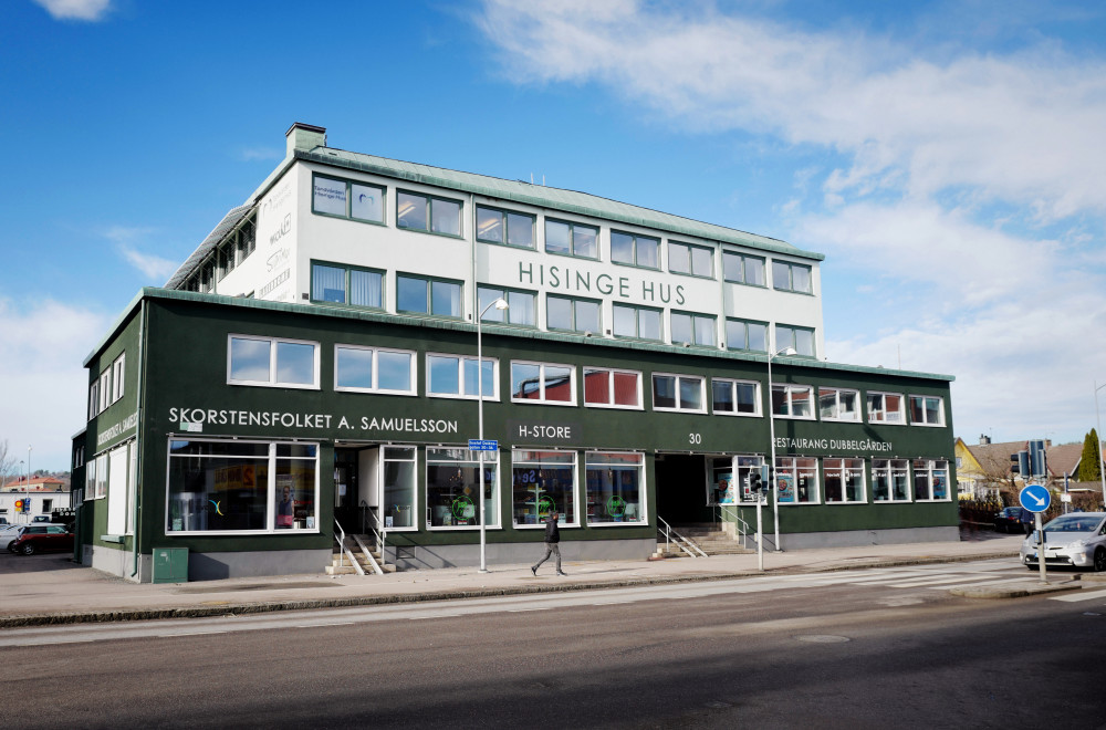 Hisinge hus