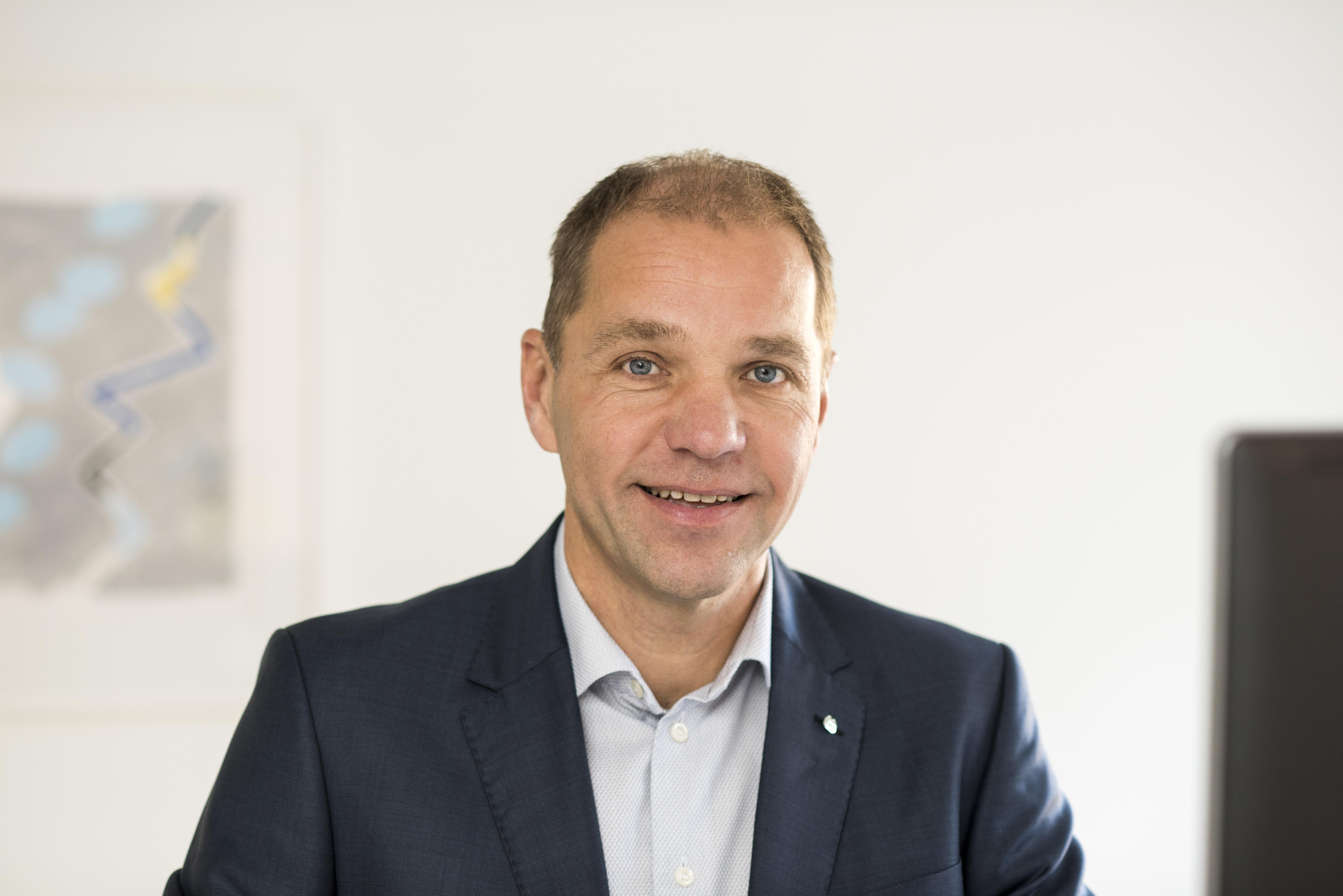 LKFs nye vd Fredrik Millertson
