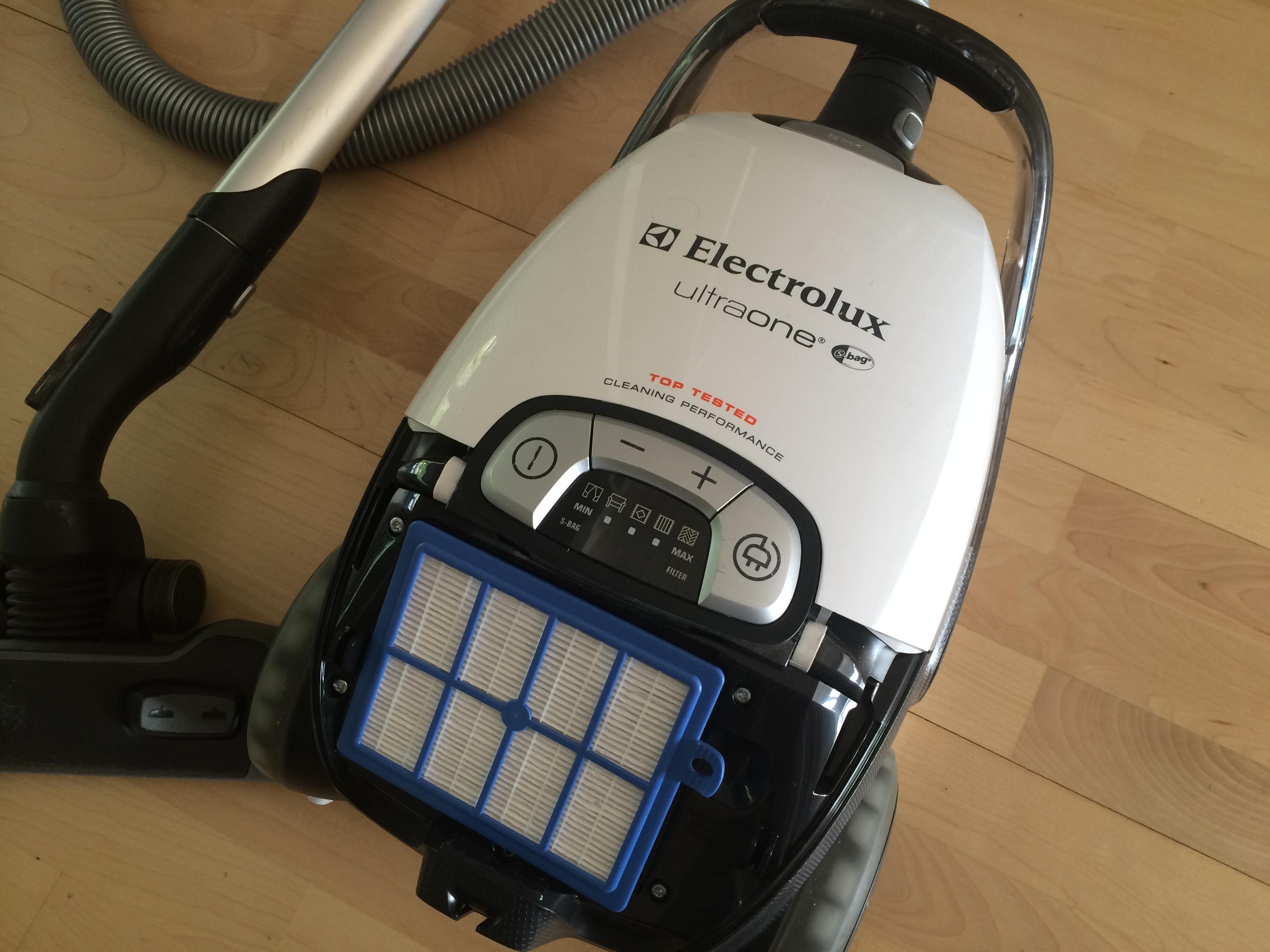 Skjult allergibombe: Støvsugeren gjør deg syk   Electrolux