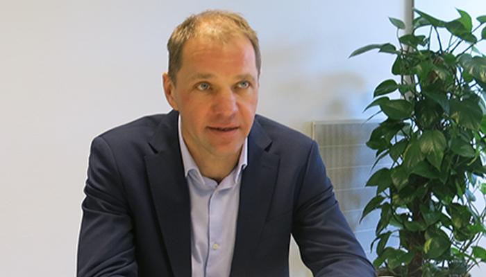 Fredrik Millertson är rekryterad till ny VD för LKF.