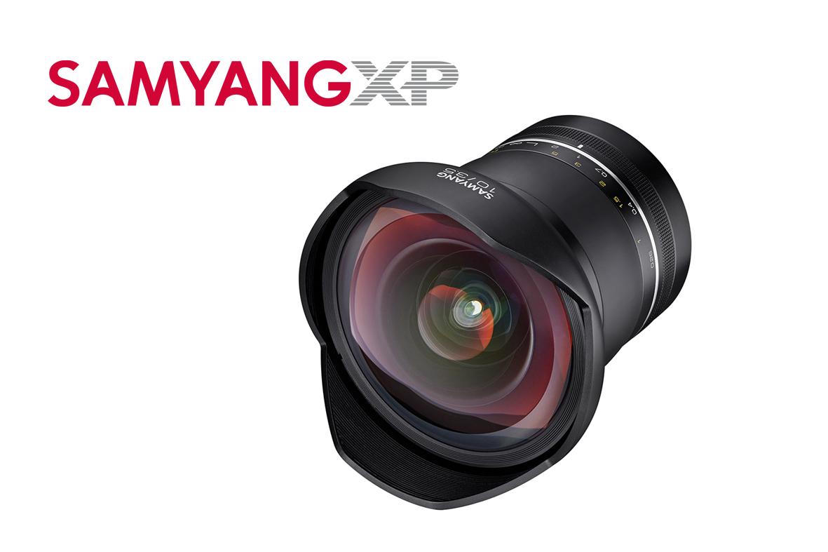 Společnost Samyang představuje extrémně širokoúhlý objektiv pro full frame
