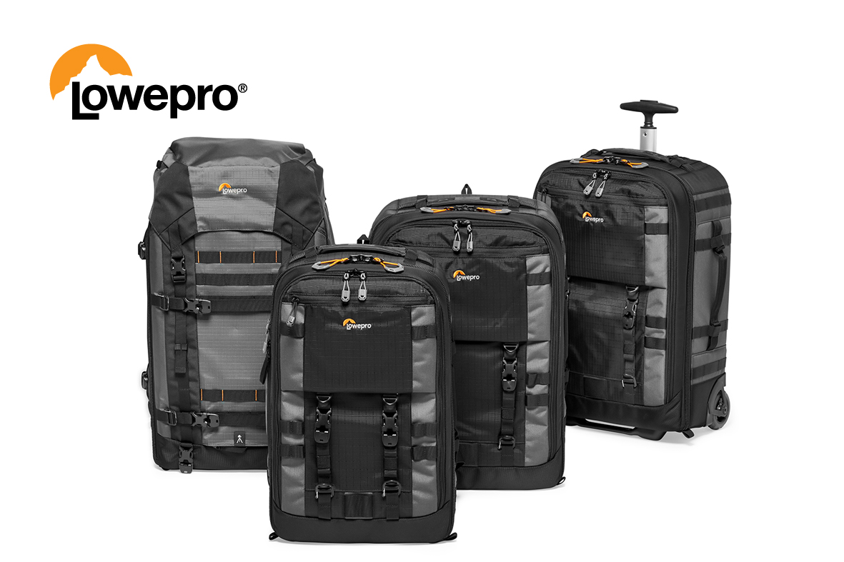 Lowepro releases new bags for professionals.