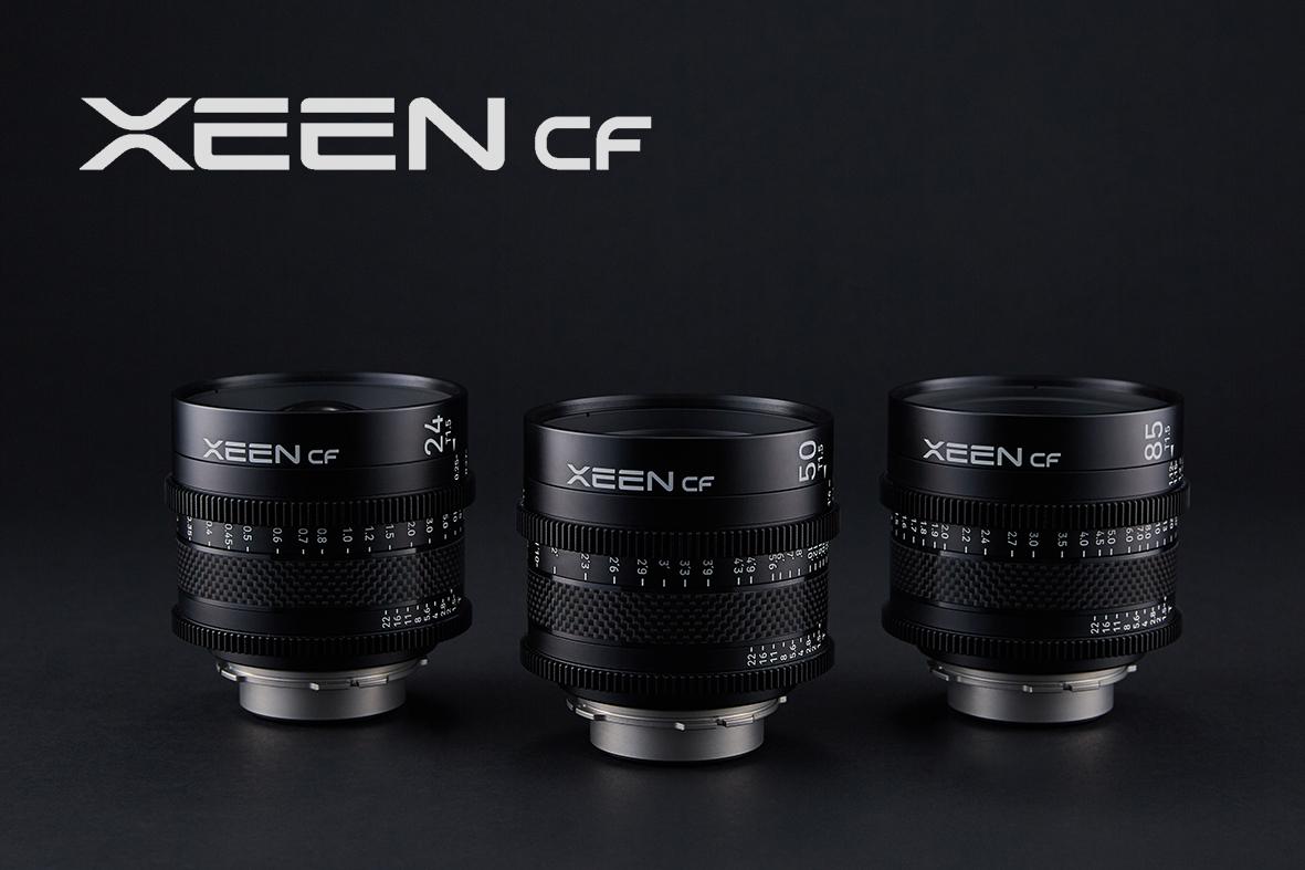 Samyang releases new lenses for professional filmmakers