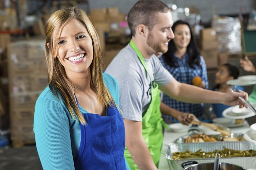 Still sterkere som jobbsøker: jobb som frivillig