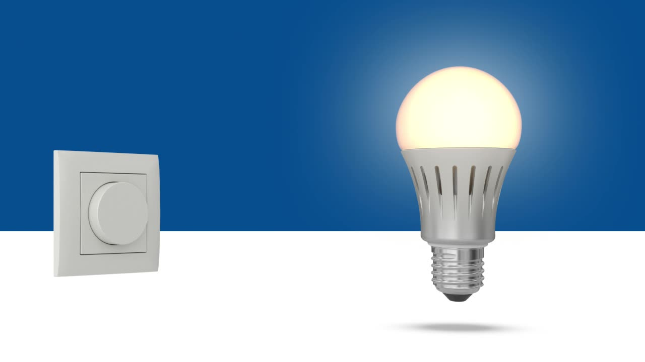 Eaton Smart Dimmer - Kaikille lampuille sopiva himmennin