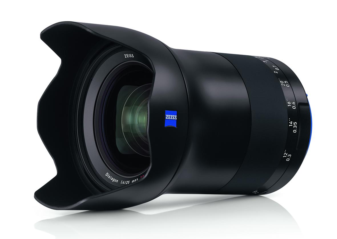 Uus valgusjõuline lainurkobjektiiv: Zeiss Milvus 25mm/1.4