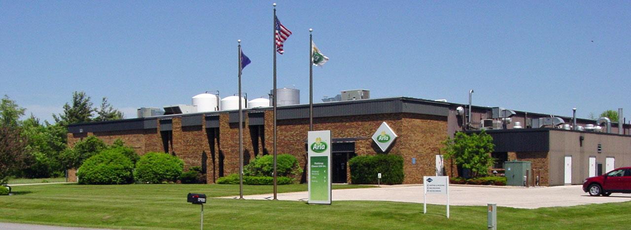 Osteproduktion i Michigan flyttes til Gjesing