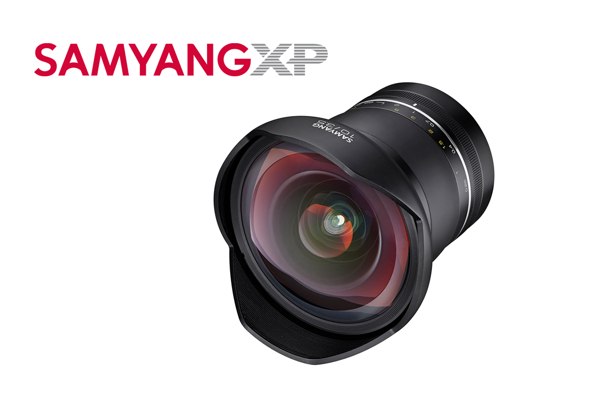Samyang launches extreme wide-angle for full-frame