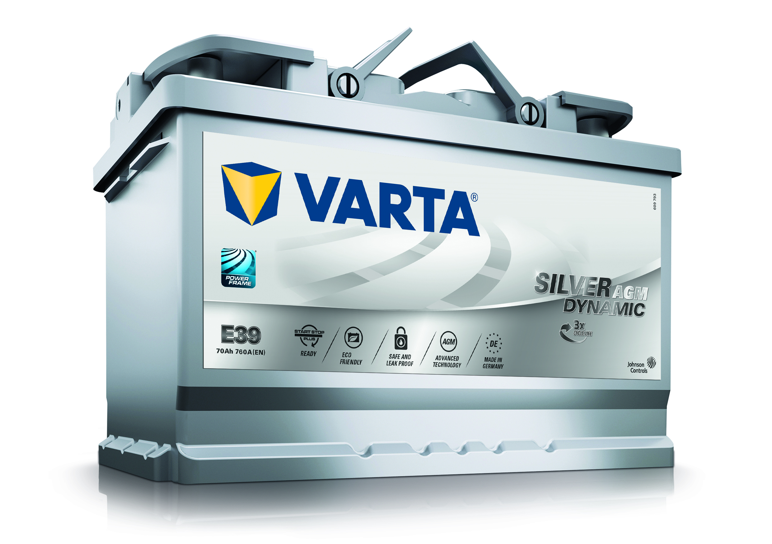 Johnson Controls launches new VARTA® automotive product