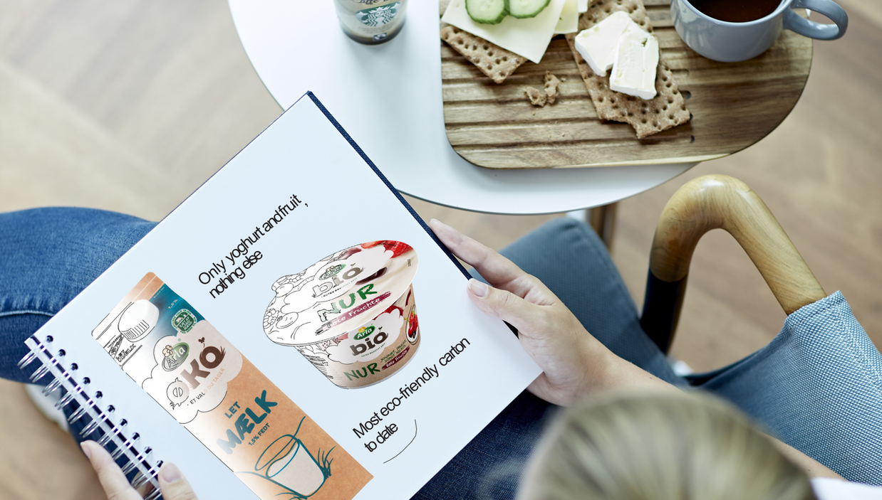 Now released: Reports on Arla's annual results and social responsibility in 2018