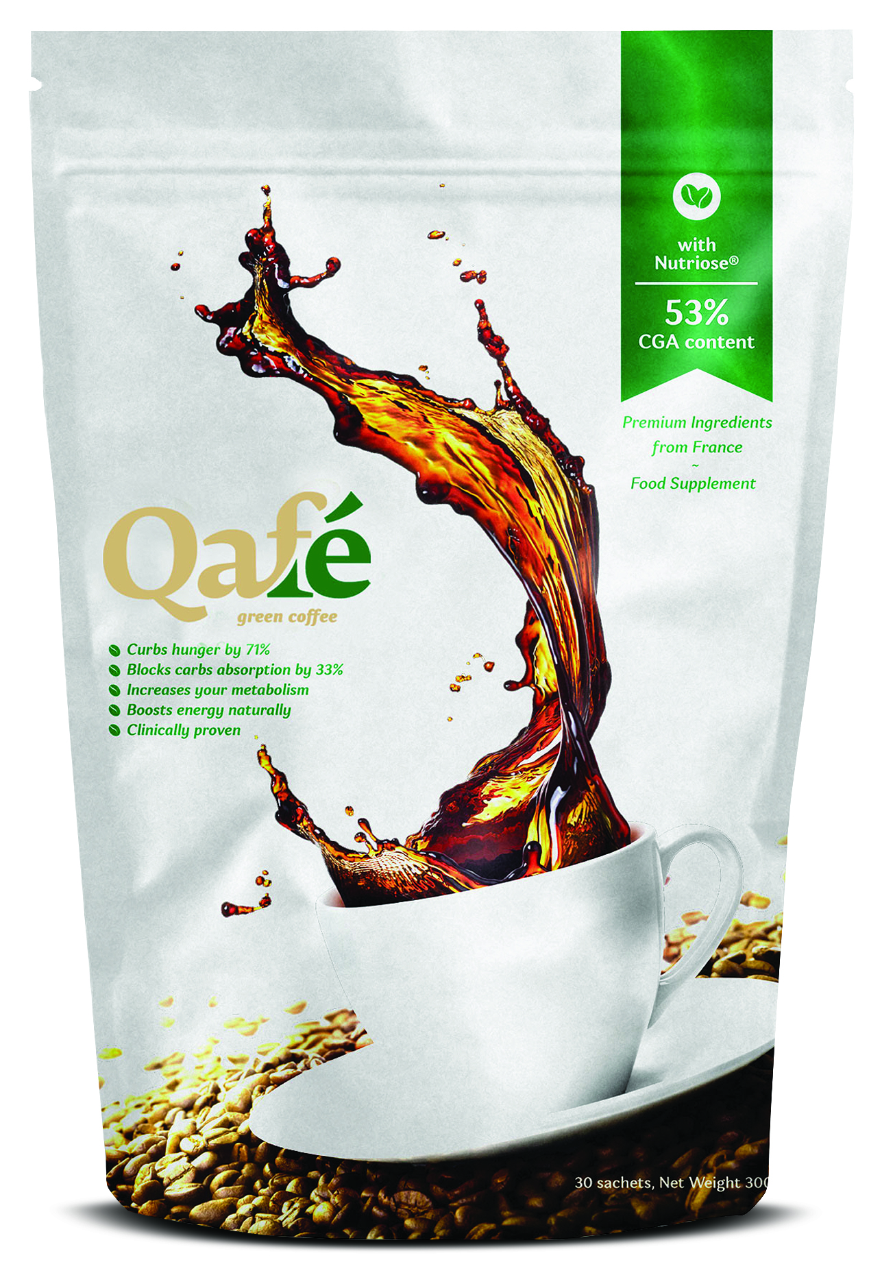 Lose Weight Faster With Qnet S New Qafe Green Coffee Qnet Global