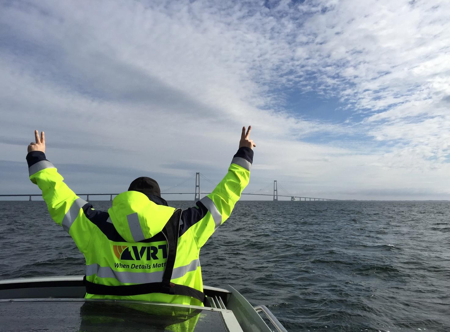 VRT Finland laittoi riman kerralla korkealle ja ylitti sen upeasti. Kiwa Inspecta ojensi kerralla kolme sertifikaattia.