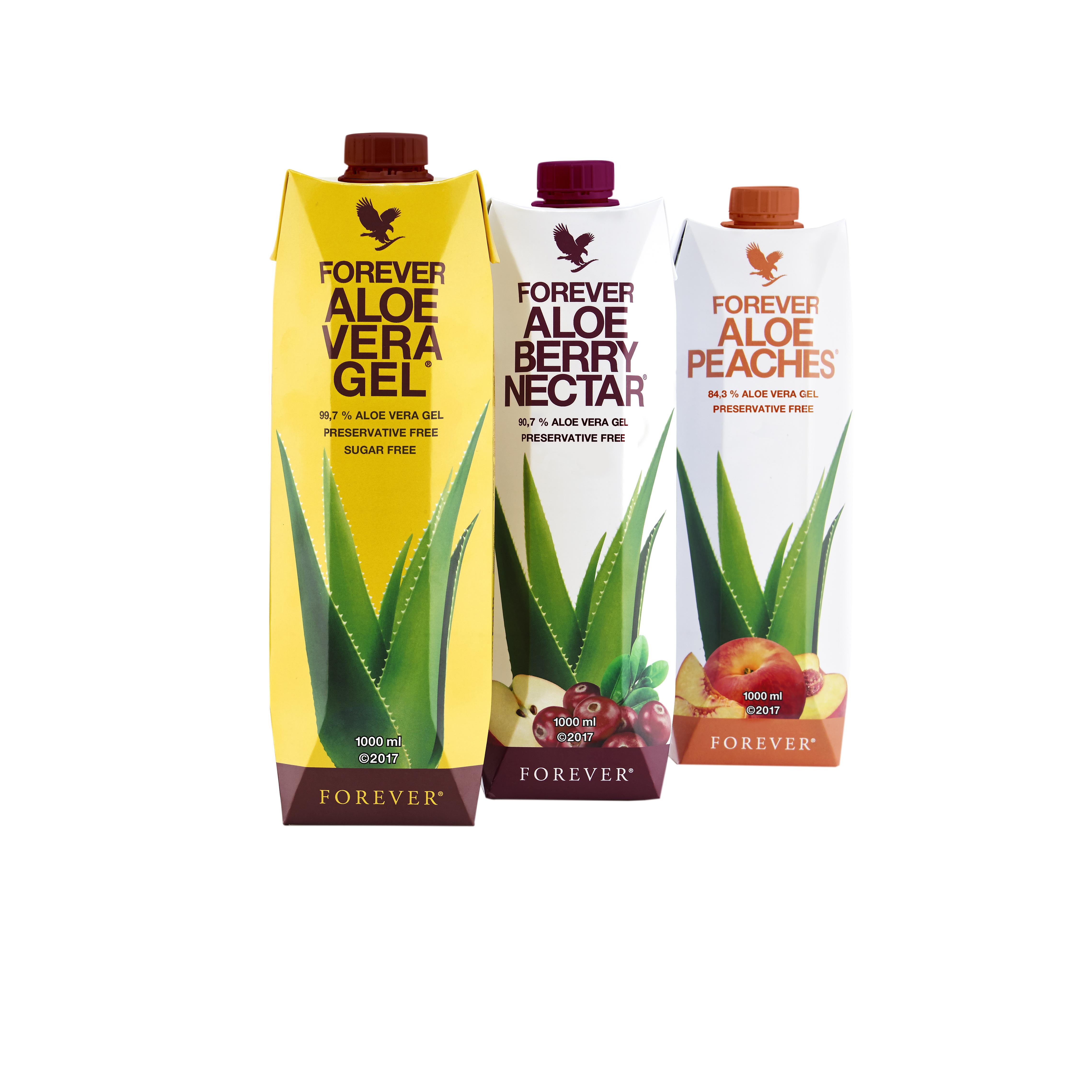 är aloe vera dryck nyttigt