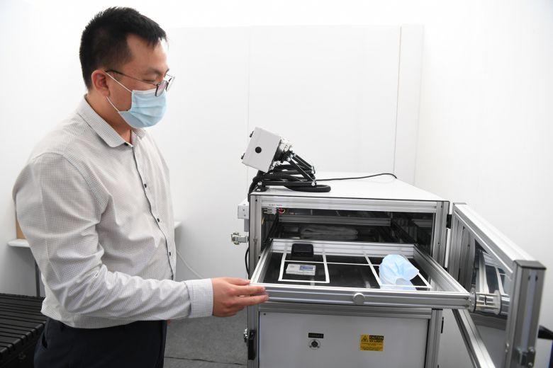 Coronavirus: Singapore-made disinfecting cabinets kill viruses in 15 minutes