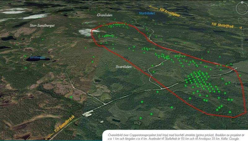Copperstone - ett gruvutvecklingsprojekt med potential