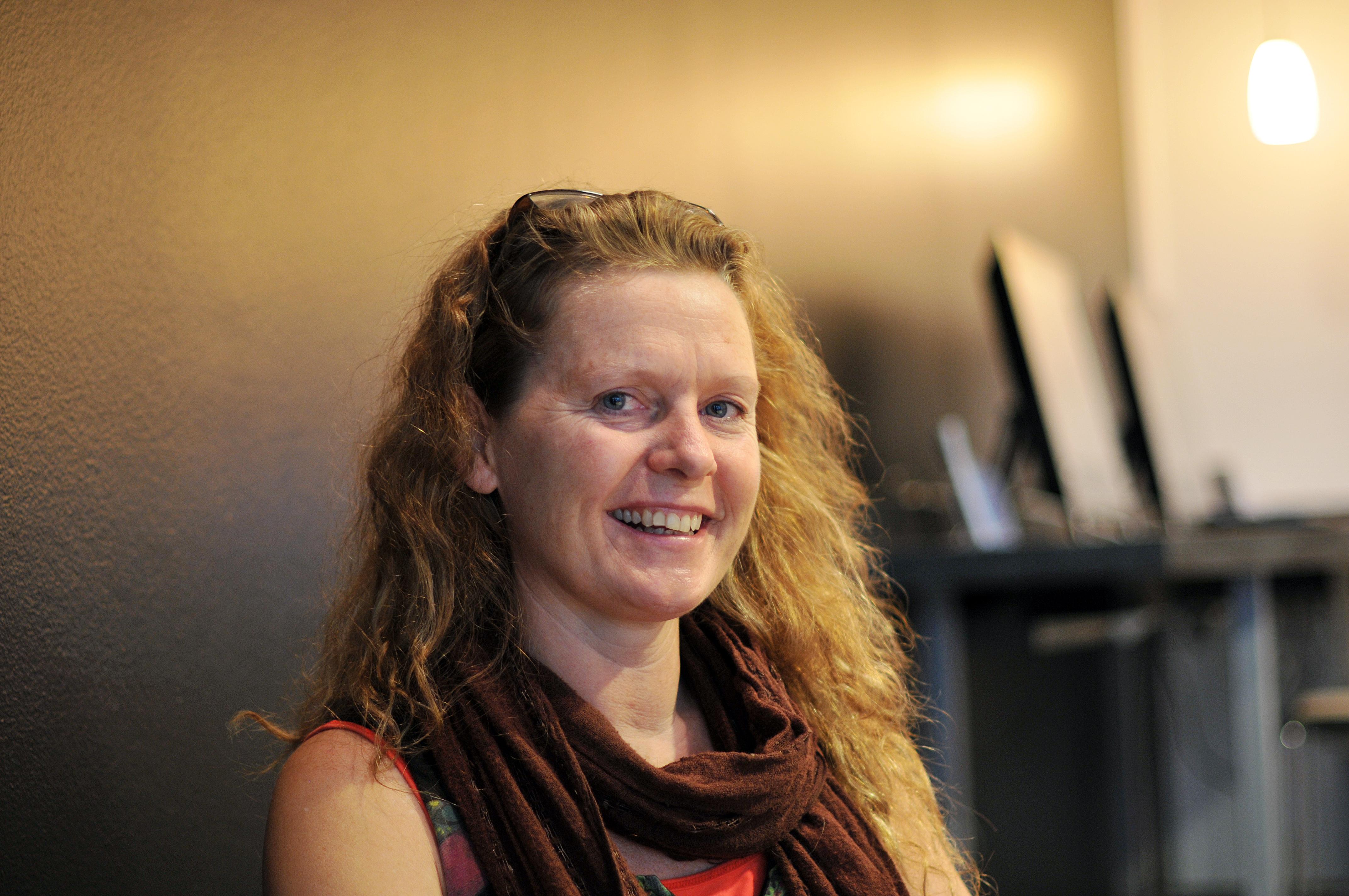 Annelise Brun er kåret til Norges beste vikar