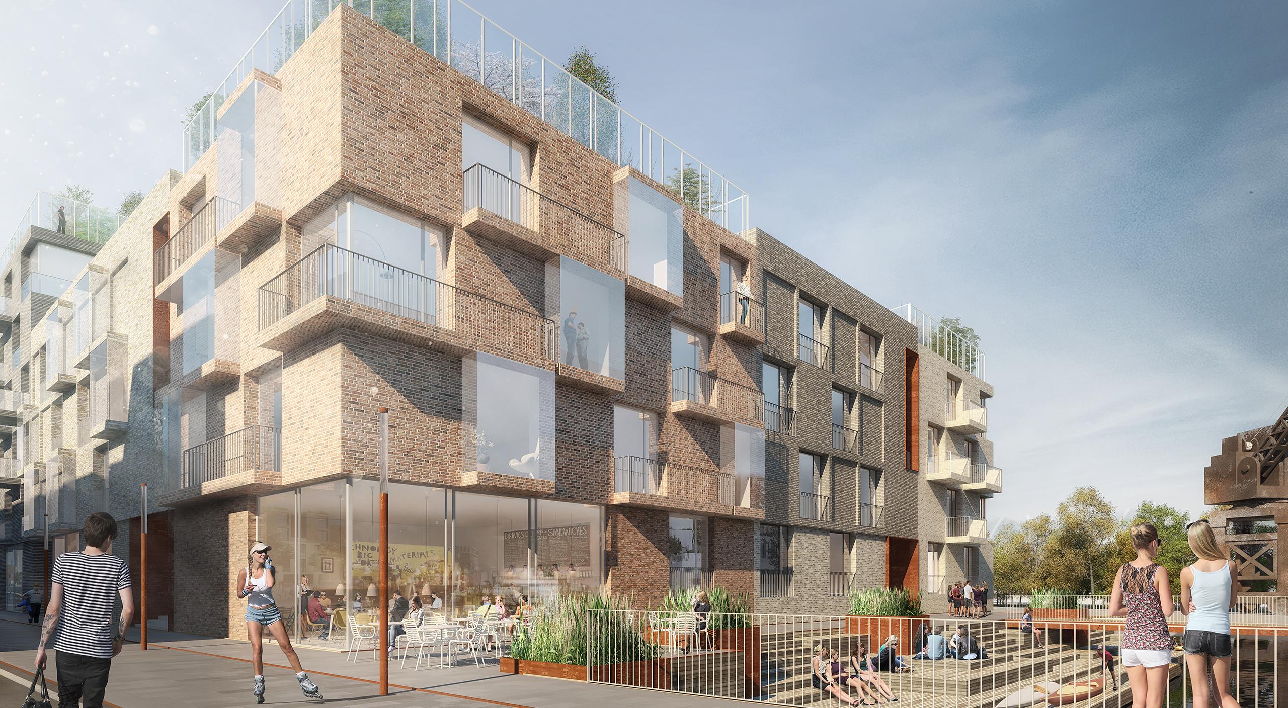 arkitektur LINK arkitektur vinder prestigefuld udviklingskonkurrence i  arkitektur