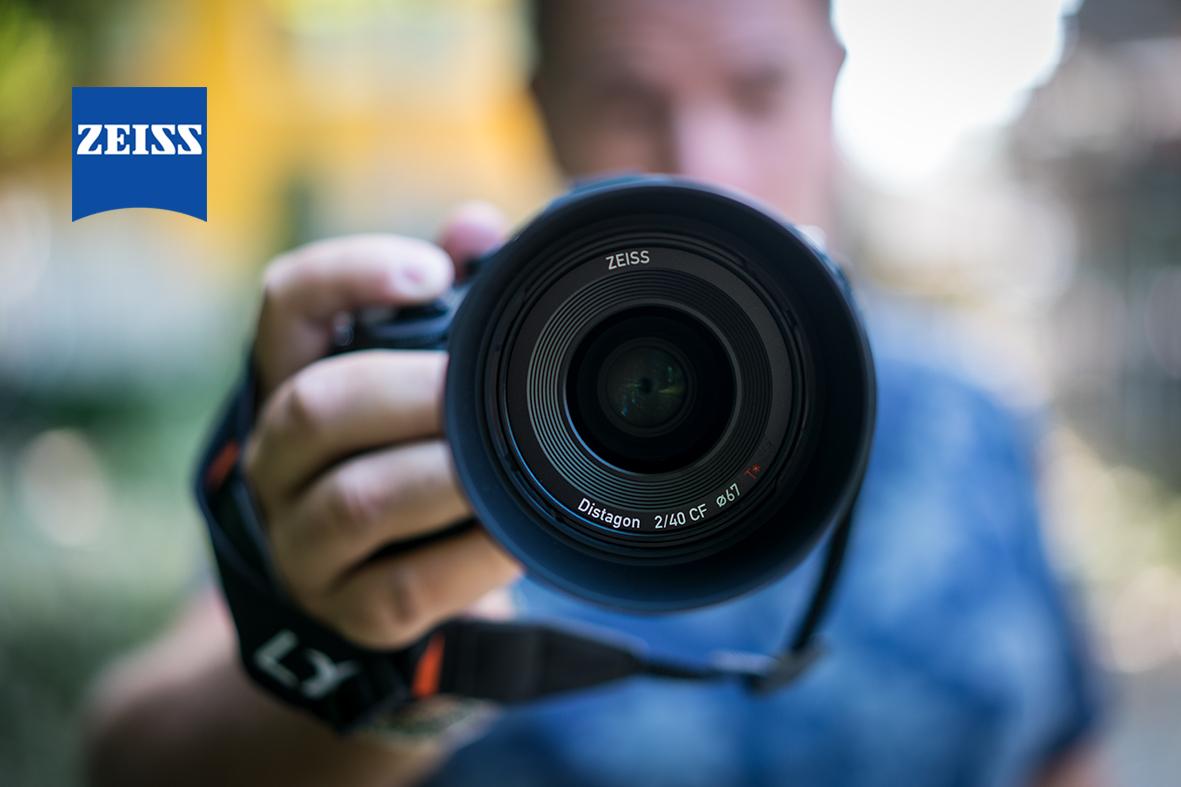 Zeiss lanserar ljusstarkt allroundobjektiv för Sony FE