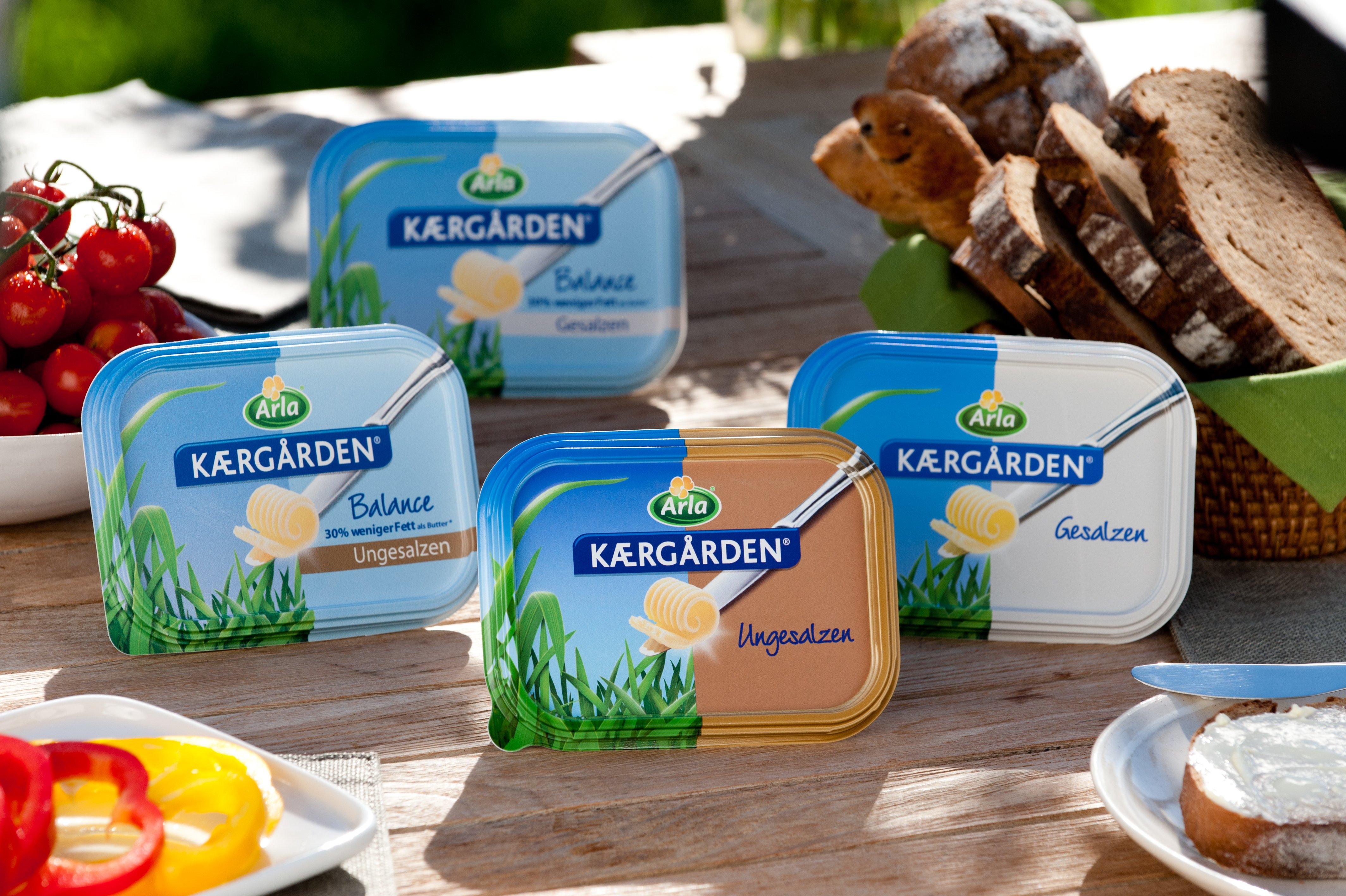 Arla Kærgården® wird bald in Deutschland produziert