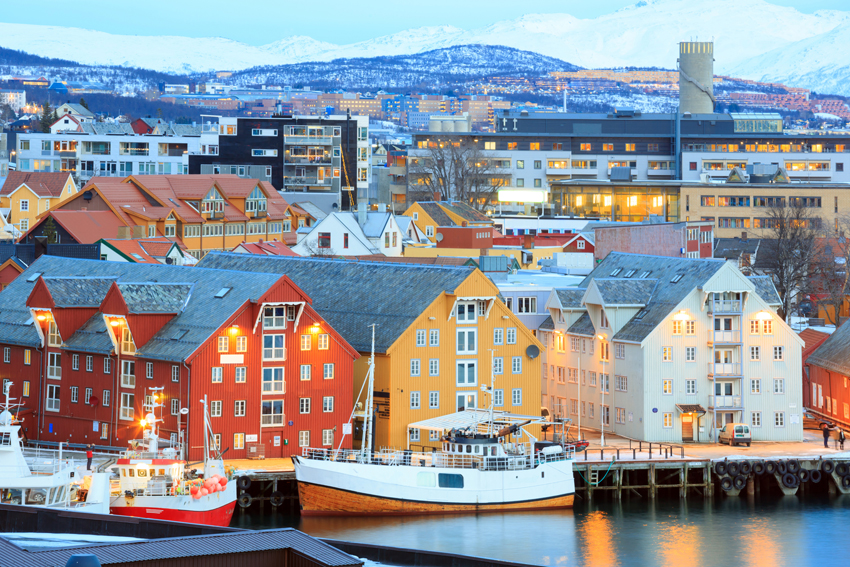 Bedriftene utenfor Oslo er de mest optimistiske før første kvartal 2020