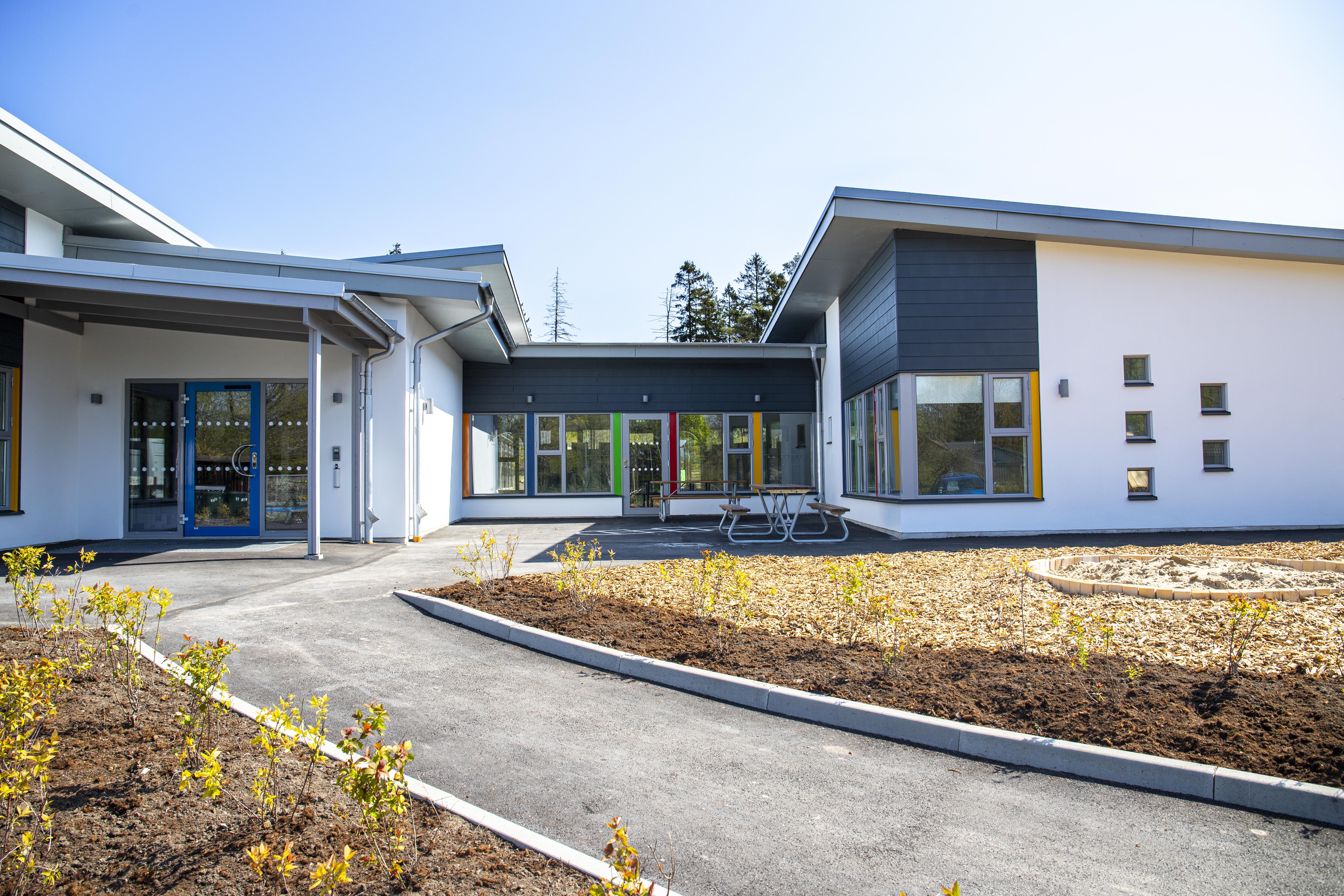 Finja levererar hållbara material för framtidens förskolor och offentliga byggnader