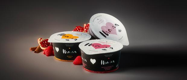 Arla Ihana tuo herkuttelutuotteet jogurttihyllyyn