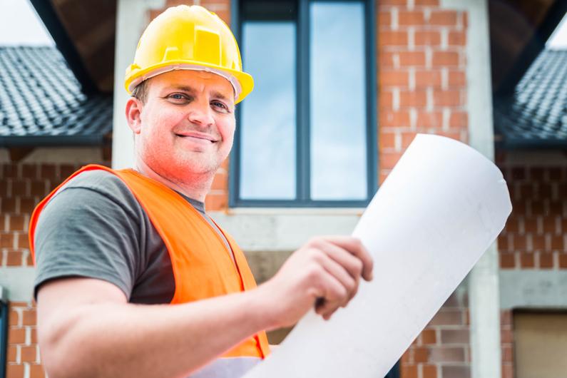 Arbeidsmarkedsbarometer:  Fortsatt fart i byggebransjen