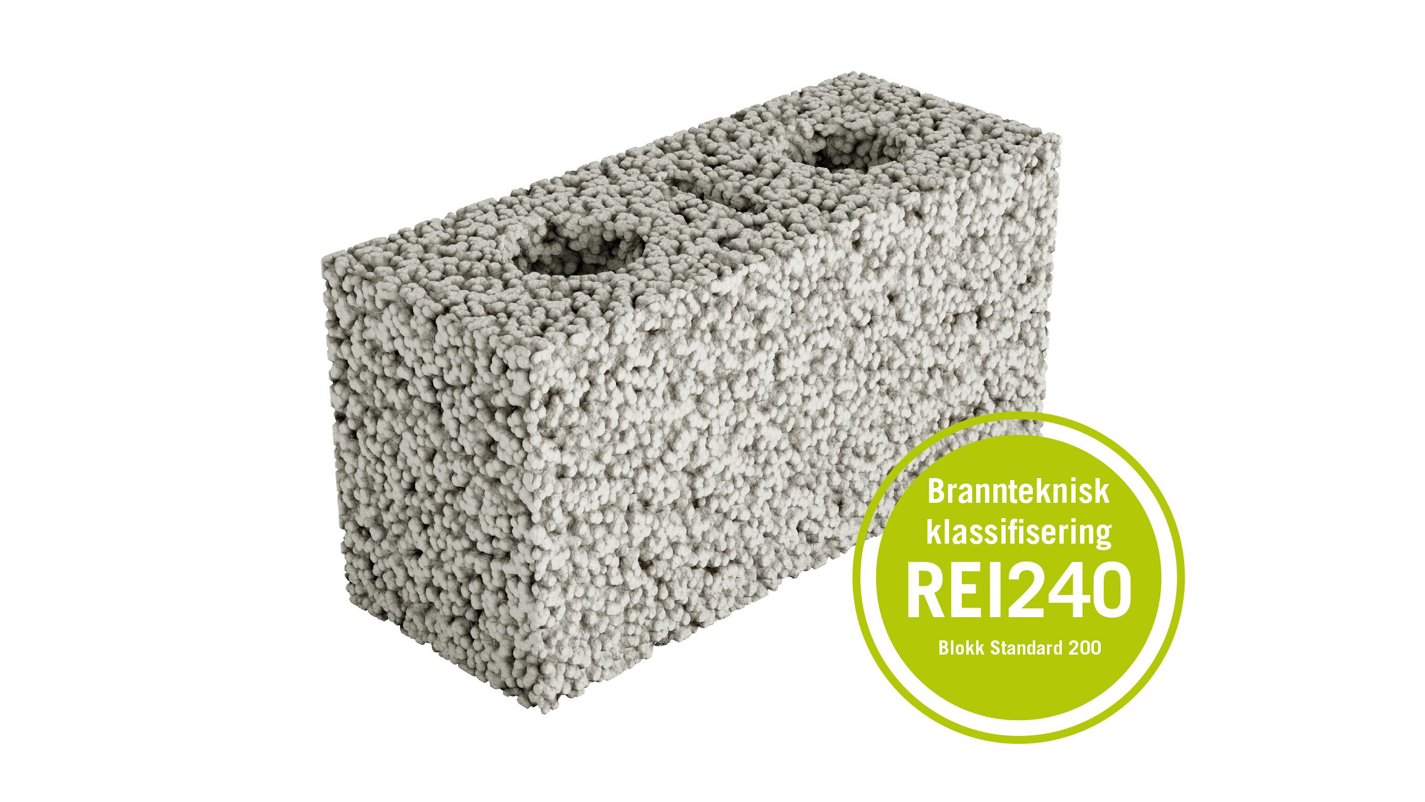 Blokk Standard 200 - REI240