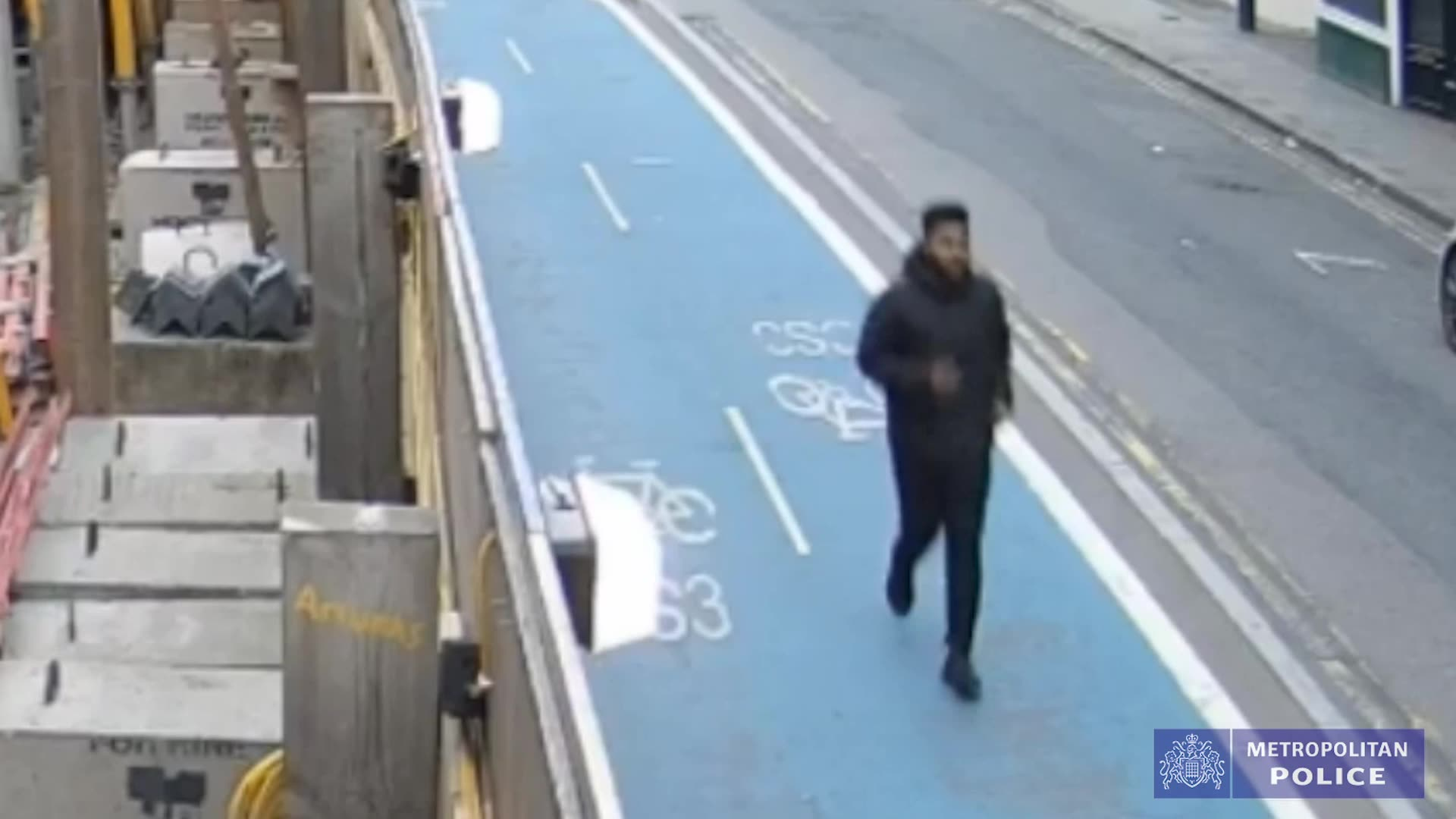 CCTV footage re Tower Hamlets sexual assault appeal