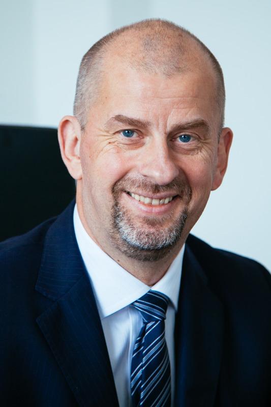 Ny man bakom ratten på Mercedes-Benz Sverige & Danmark