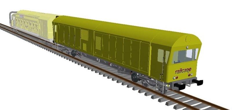 Världens största batteridrivna spårfordon ska byggas i Skelleftehamn
