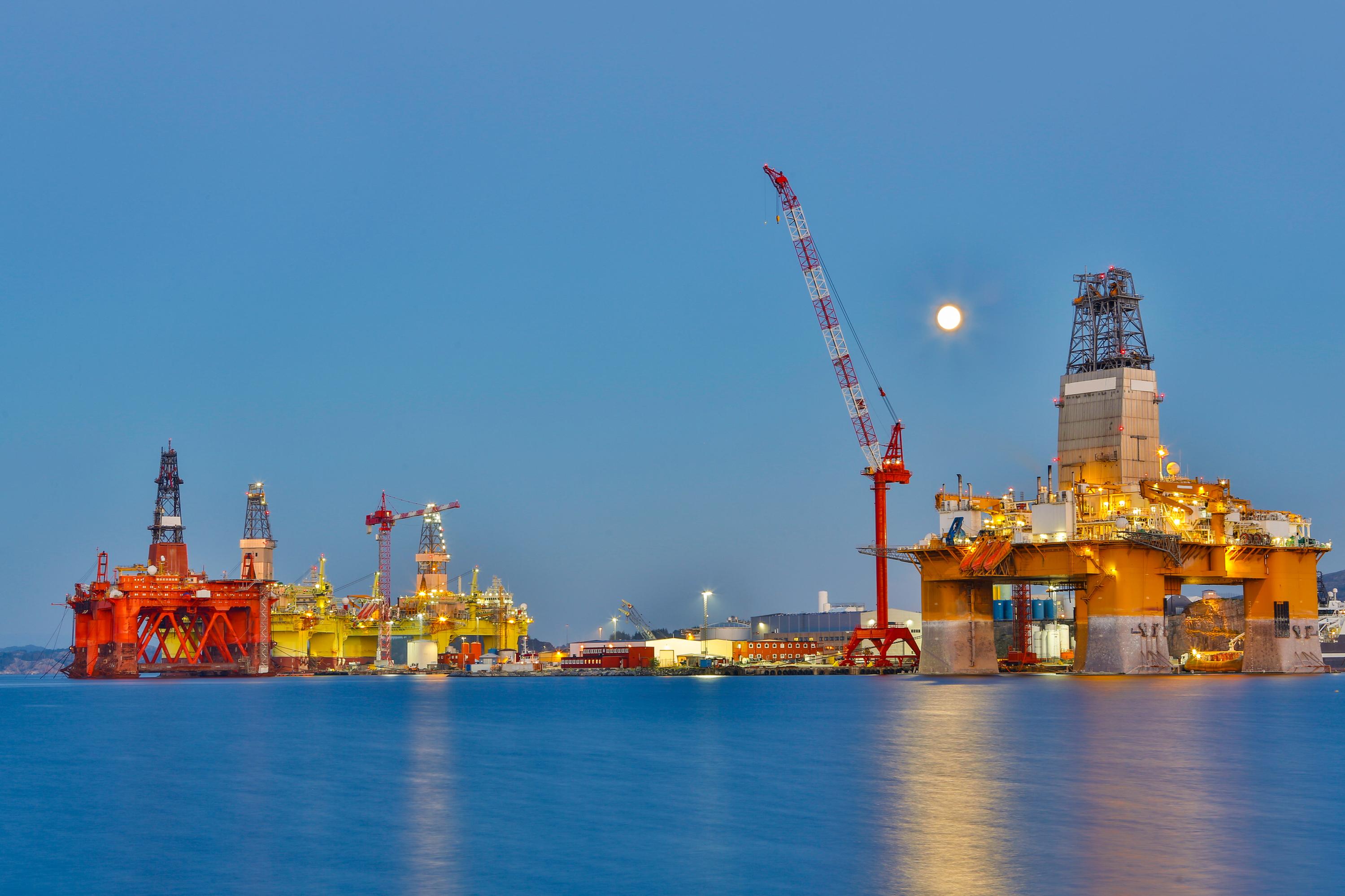 Optimismen stiger i olje og gass