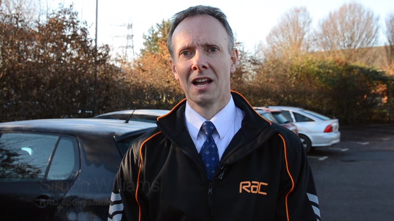 Parking concerns - RAC Report on Motoring