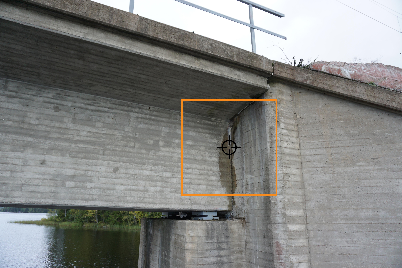 Lennokilla voidaan tutkia hankalia paikkoja, mm. siltojen ja tornien betonirakenteita.
