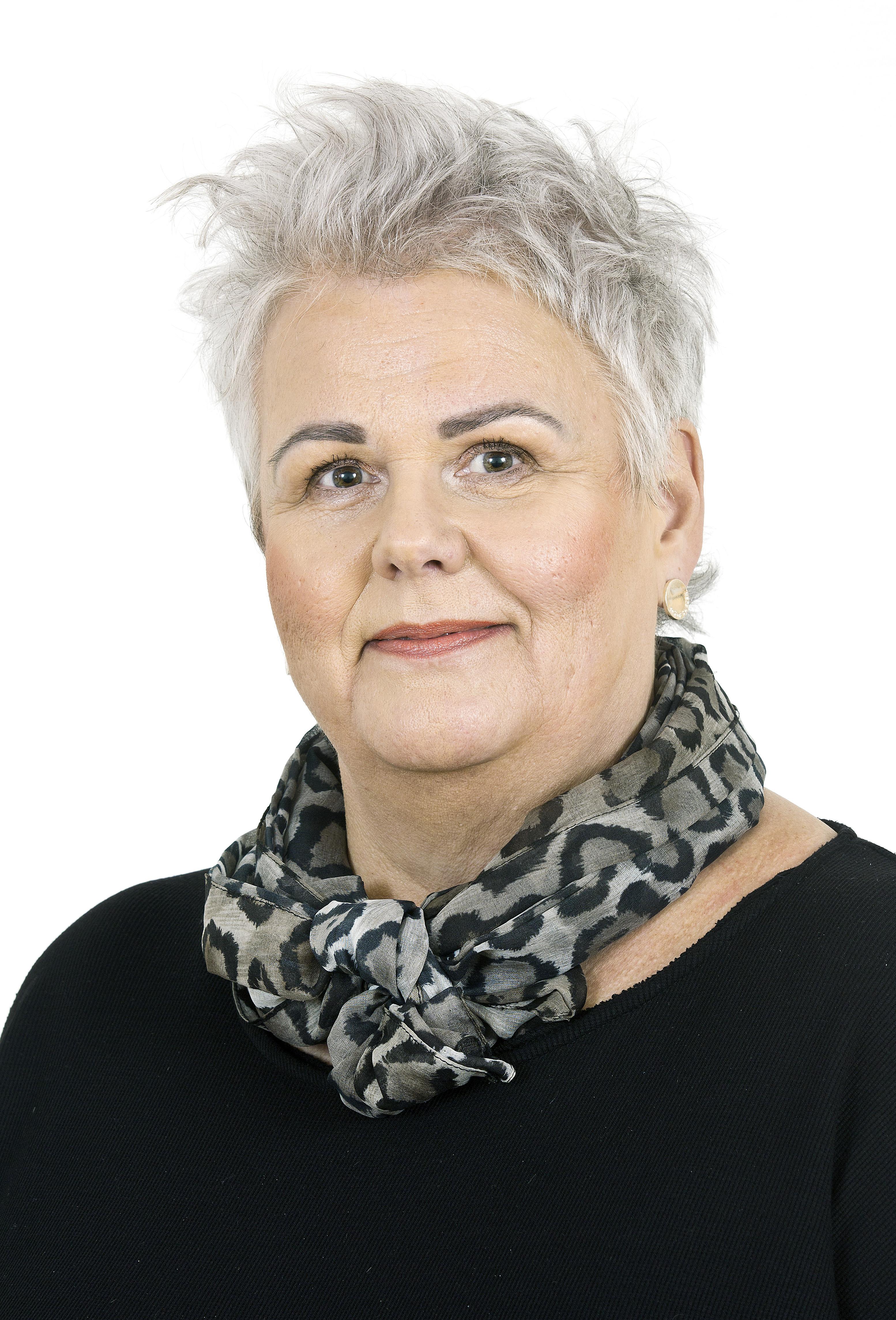 Vi hälsar Birgitta Holmström välkommen till oss!
