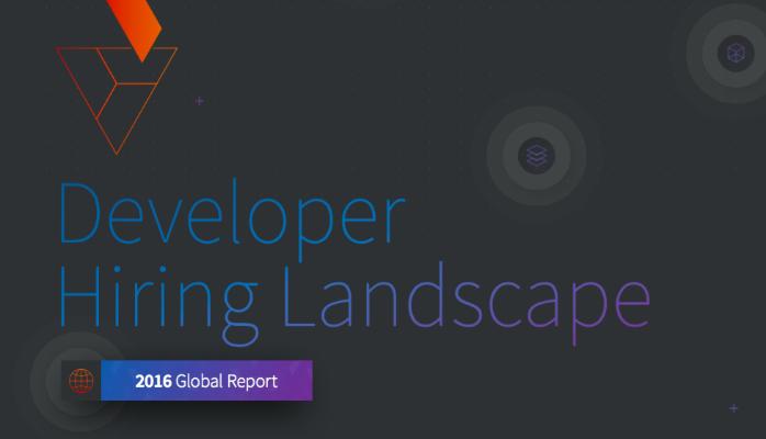 9 funn fra årets globale utvikler-undersøkelse