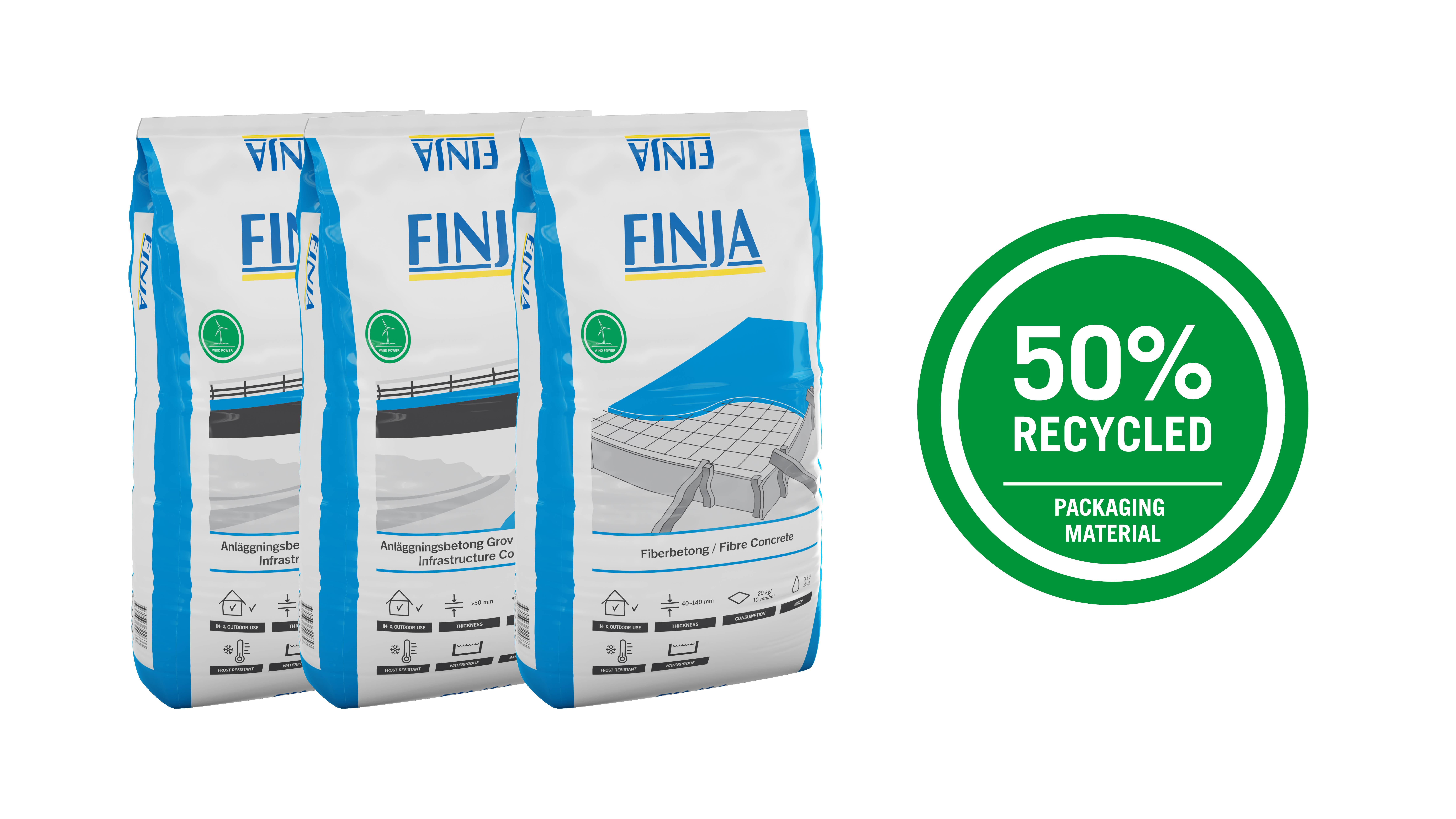 Nytt hållbart steg för Finja
