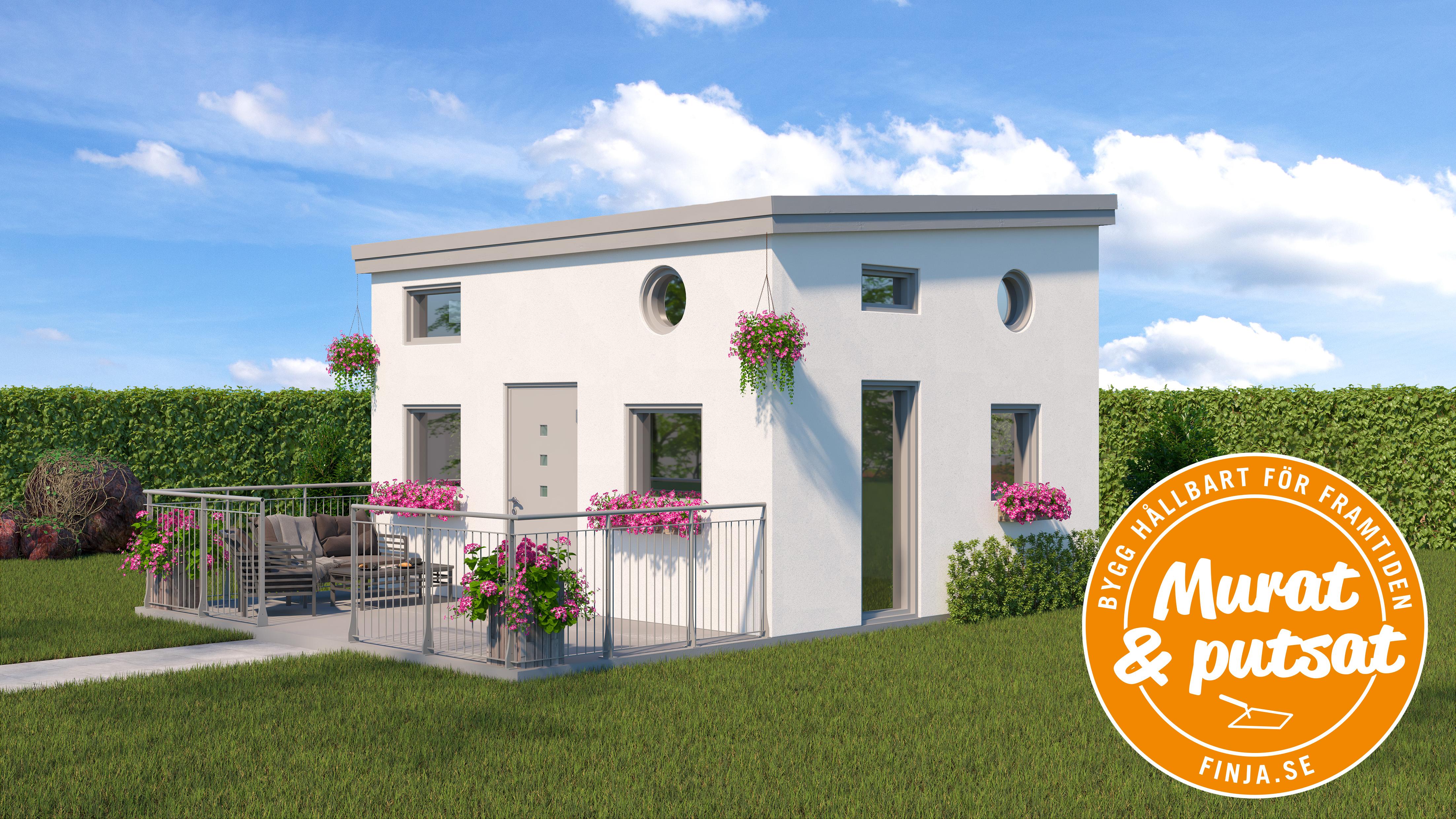 DIY Attefallshus 30 kvm 1