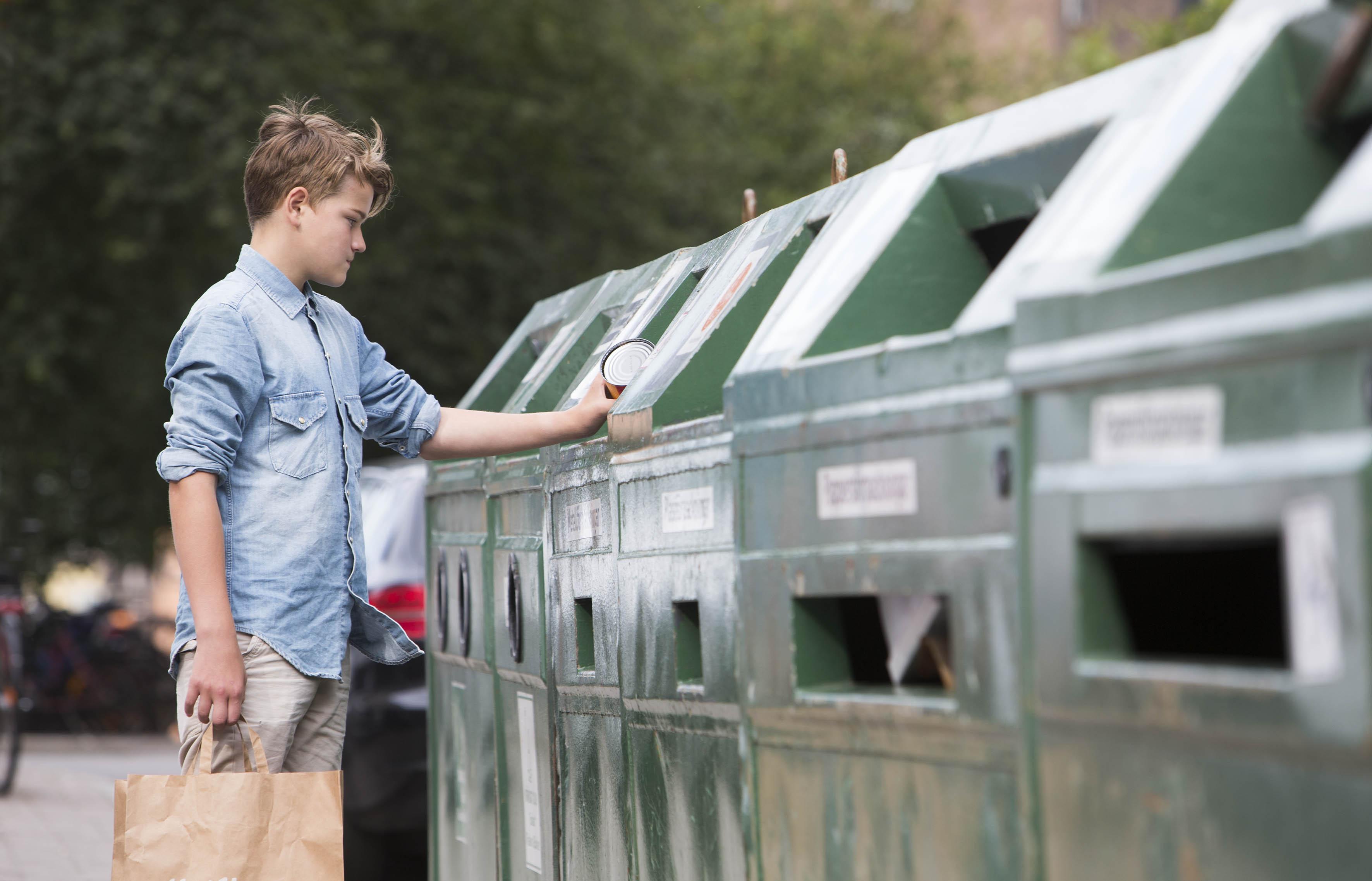 återvinningscentral lilla edet